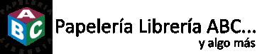 Papelería Librería ABC… y algo más